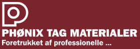 Phønix Tag Materialer logo
